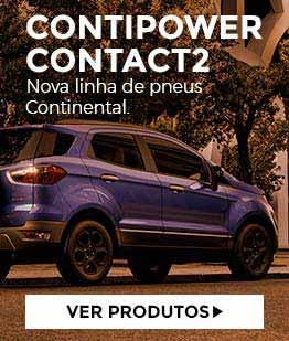 Conheça os pneus Continental ContiPowerContact2