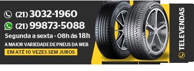 Comprar pneus em promoção na loja de pneus da GBG