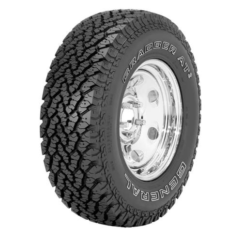 Pneu General Tire Aro 15 225/75R15 Grabber AT2 OWL 102S