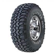 Pneu General Tire Aro 15 33x12,50R15 Grabber MT 108Q - 6 Lonas