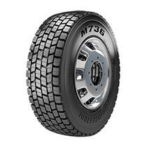 Pneu Bridgestone Aro 22,5 295/80R22,5 M736 152/148L - 16 Lonas